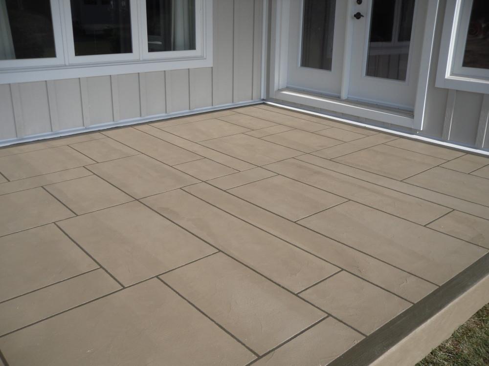 Porch Resurfacing