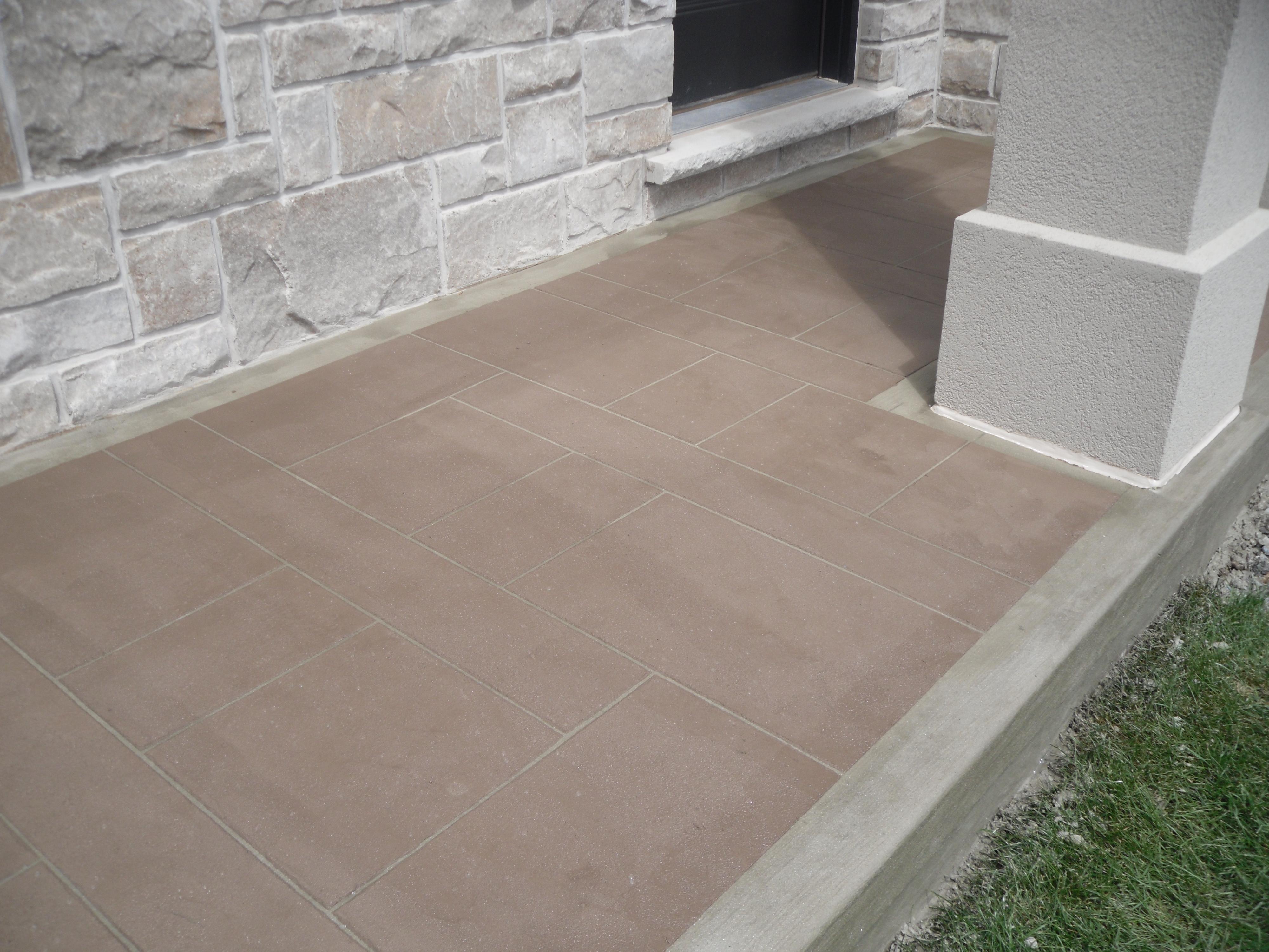 Concrete Paint : Photos - TYBO Concrete Coatings, Repair & Restoration