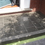 Decorative Entrance Resurfacing