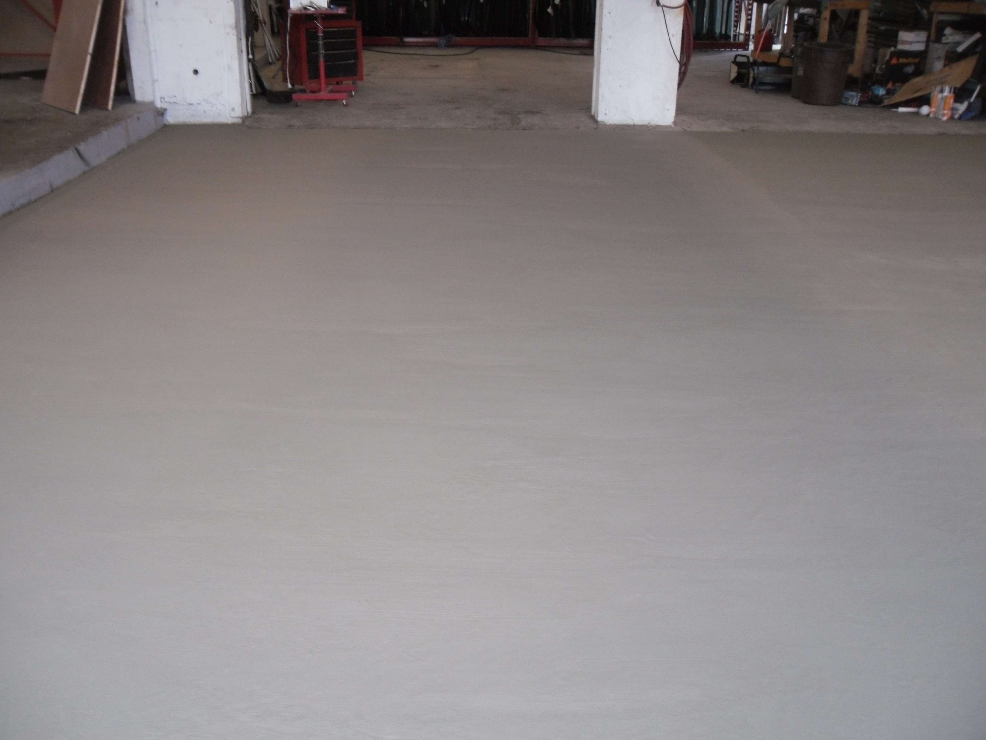 pitted all pitflo garage handyman a concrete resurfacing fix family repair view floor masonry
