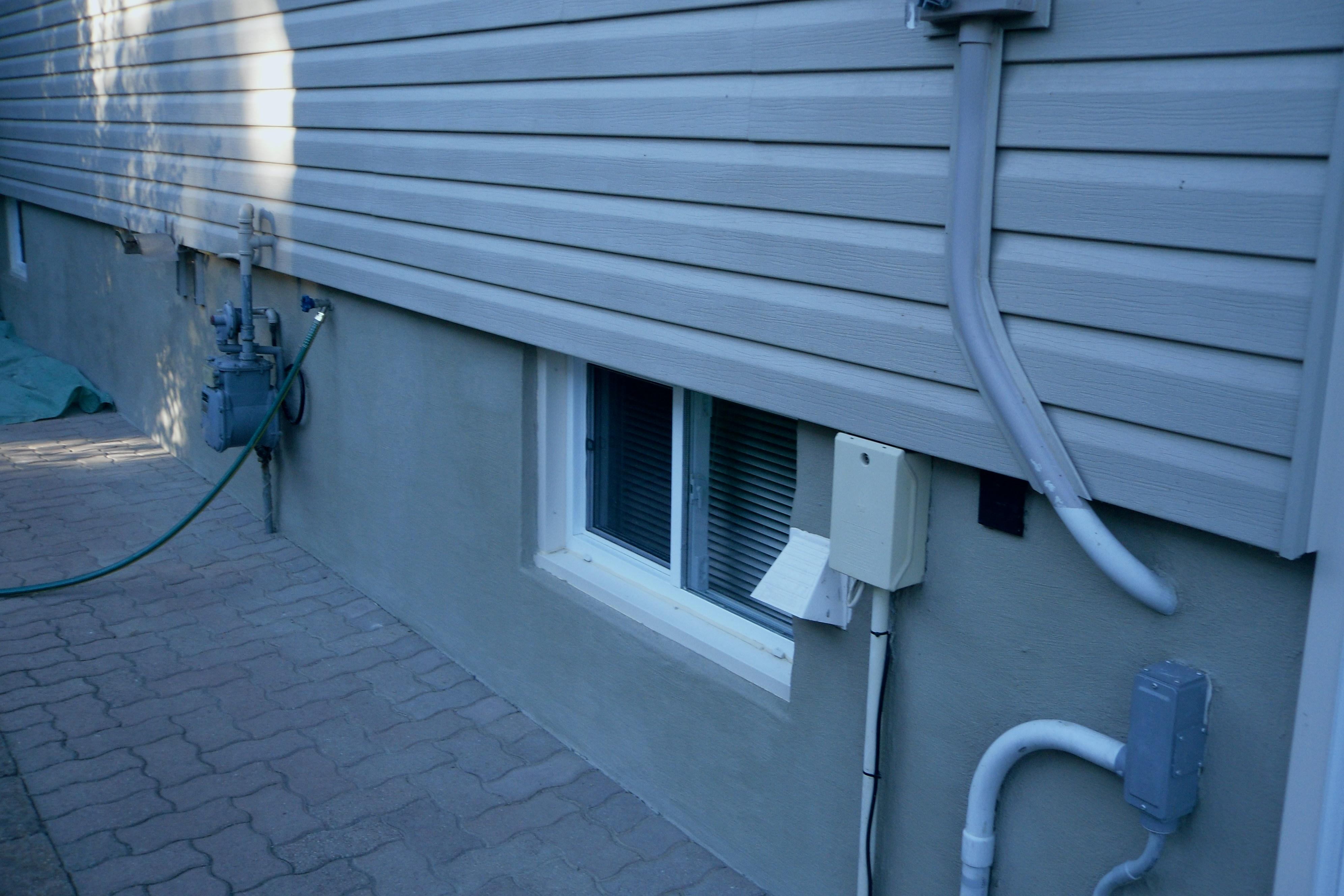 parging wall coatings foundation repair tybo concrete coatings