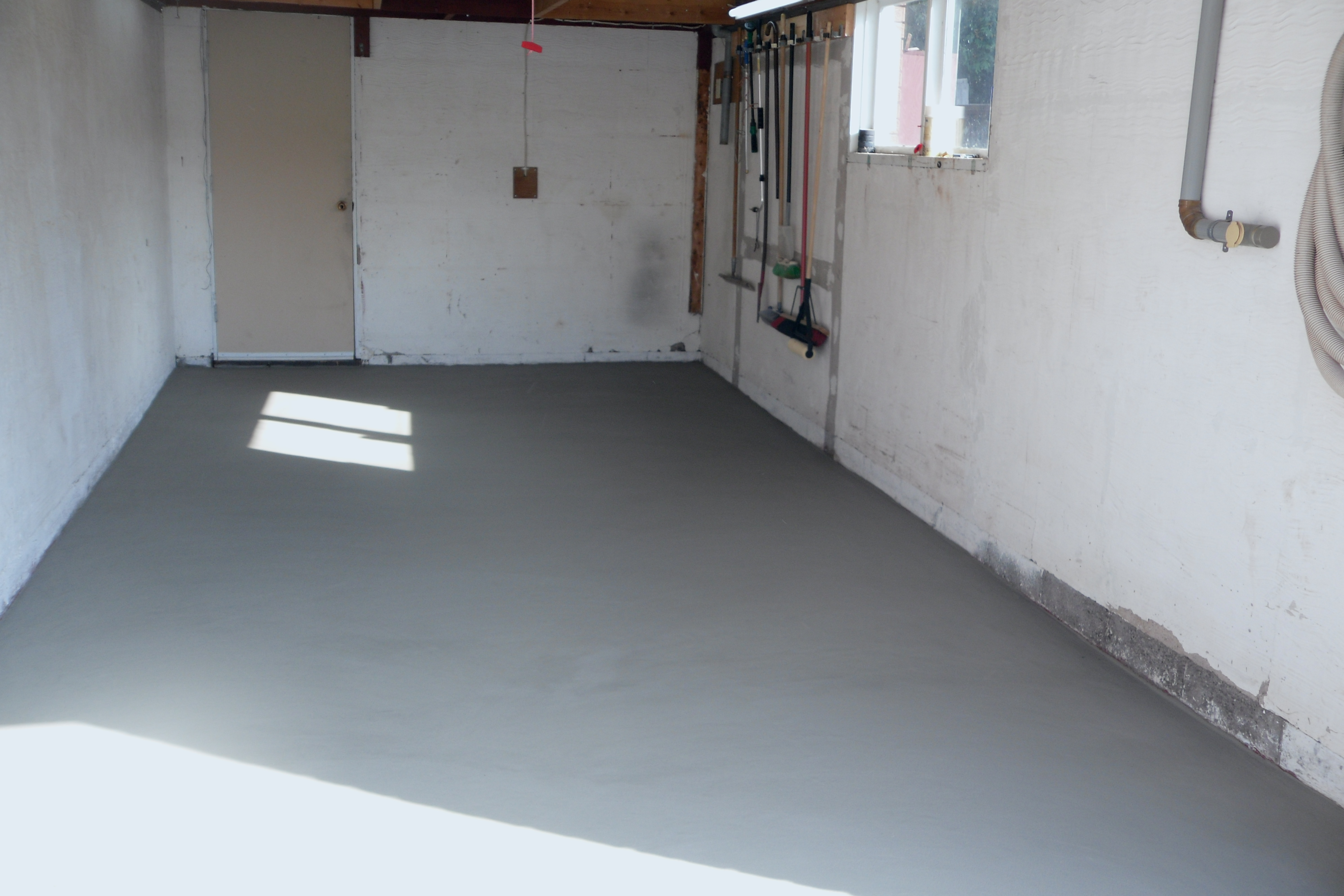 ny floor buffalo garage resurfacing concrete