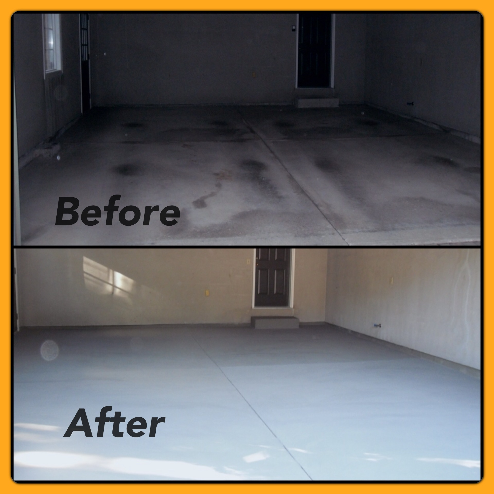 Image Result For Resurface Garage Floor
